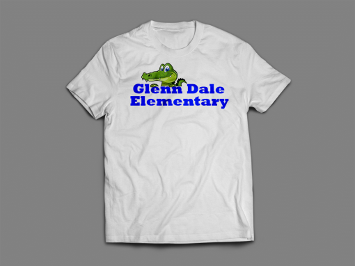 Glenn Dale Elementary School - white