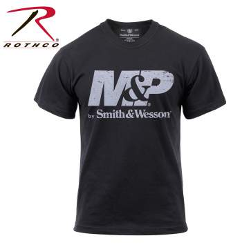 Officially Licensed Smith & Wesson Distressed M&P