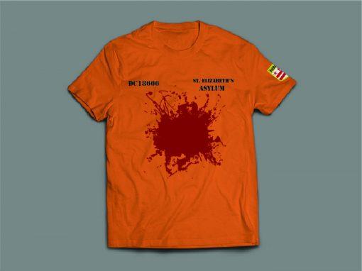 St. Elizabeth's Psych Ward DC T-Shirt