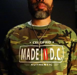 DC Camo authentic certified